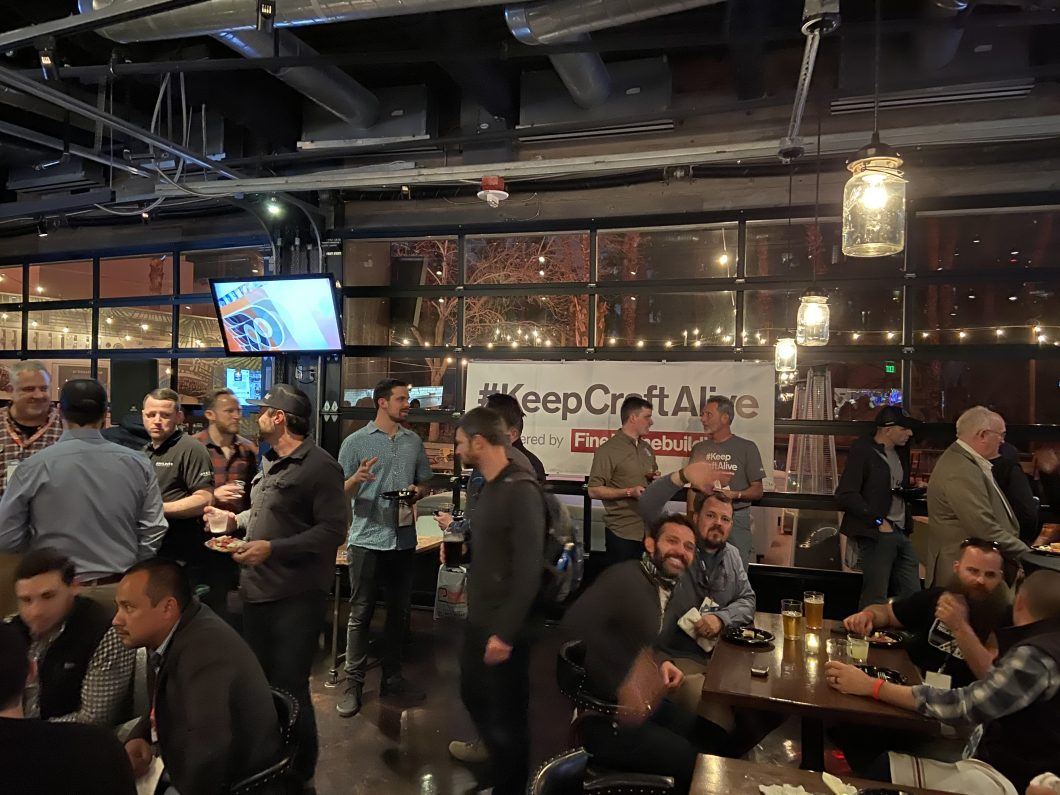 3rd annual Keep Craft Alive party Vegas 2020