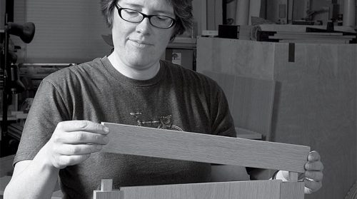 Keep Craft Alive: Libby Schrum, Woodworker and Furniture Maker