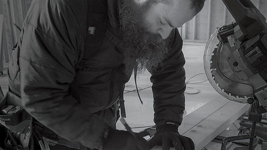 Ben Bogie, Building Production Manager