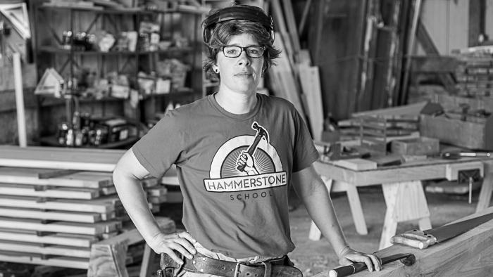Maria Klemperer-Johnson, Builder and Instructor