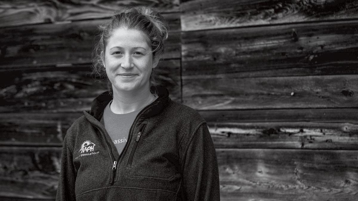 Anna Heath, Lead Carpenter
