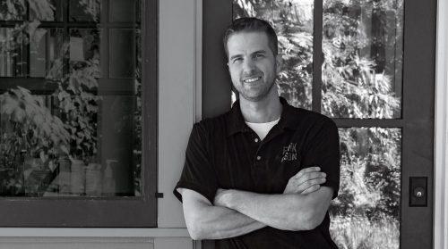 Justin Fink, Carpenter