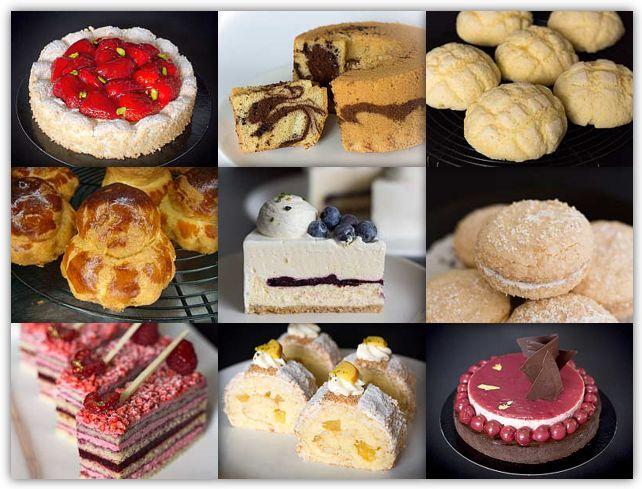 Intermediate Bundle Cakes