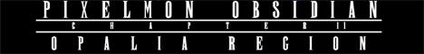 Pixelmon Obsidian Chapter