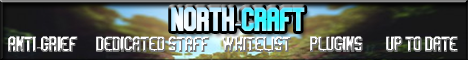 [North-Craft Server Network] DW20/Infinity & More