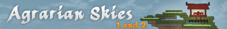 FTB Agrarian Skies Server - join our Feed The Beas