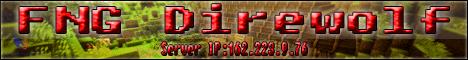 Direwolf with FNGaming Network Direwolf 1.8