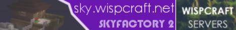WispCraft ~ 24/7 SkyFactory
