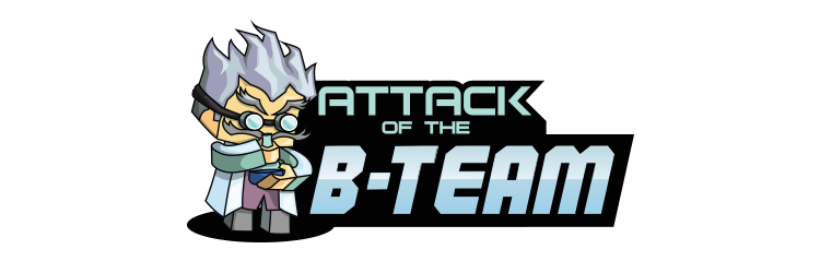 Attack of the B-Team Servers