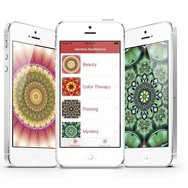 Mandala Meditations App