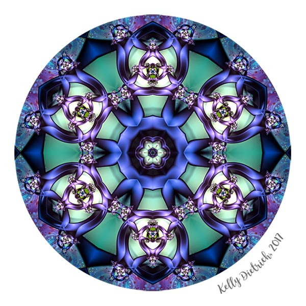 Allowing What Is Mandala