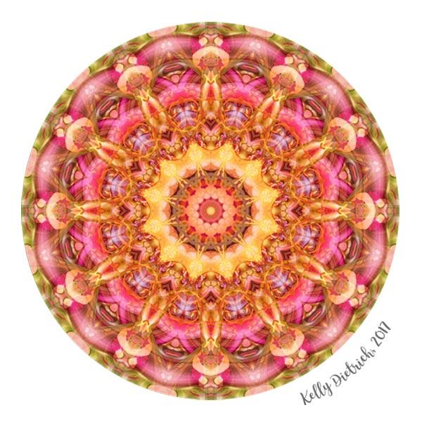 Be Free Mandala