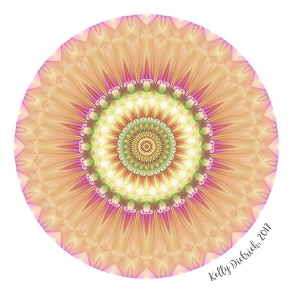 Beauty Mandala 01