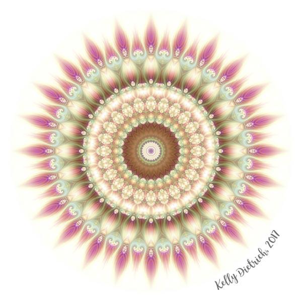 Beauty Mandala 02