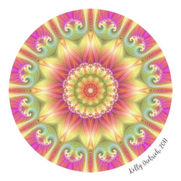 Beauty Mandala 03