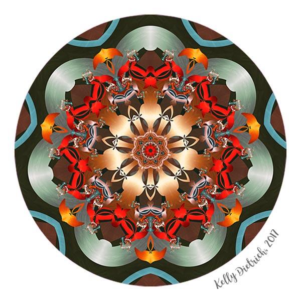 Enlighten Mandala