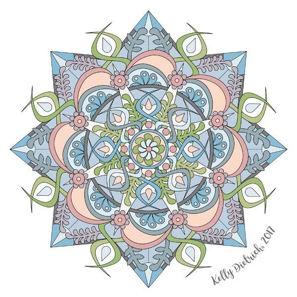 Introspective Mandala