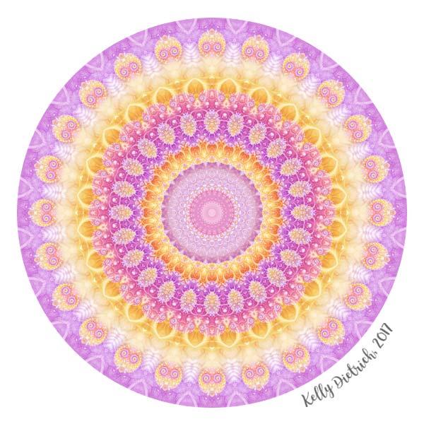 Mandala of Summer