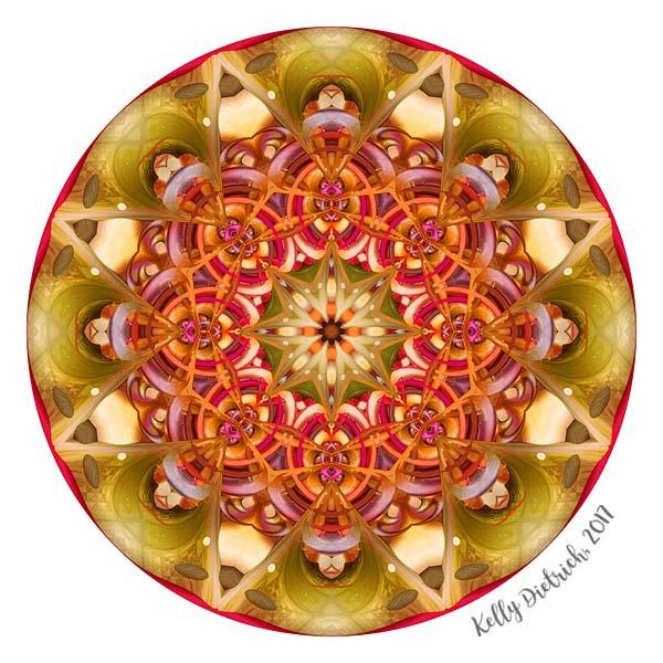 One Wish Mandala