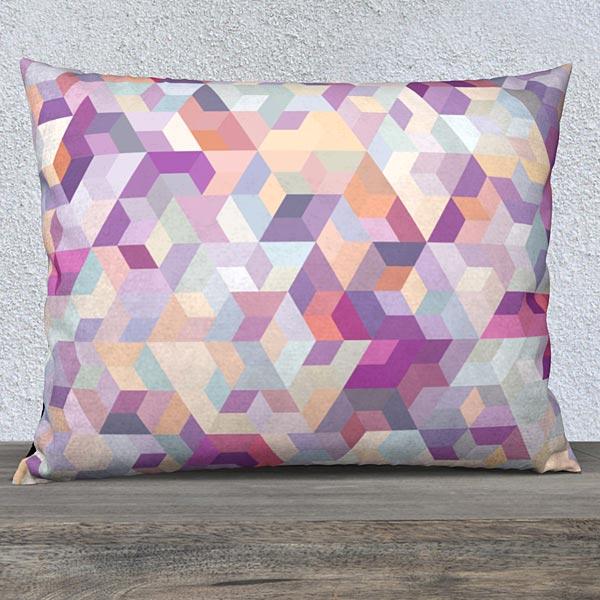 Intermezzo Throw Pillow Cover