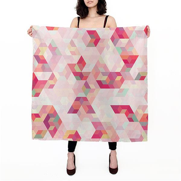 Persuasion Square Silk Scarf