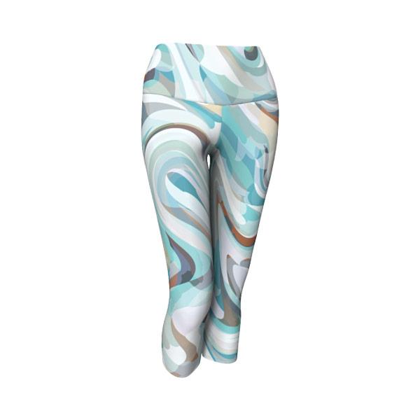 Sixth Sense Capri Yoga Leggings