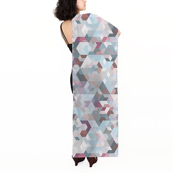 Vista Silk Scarf