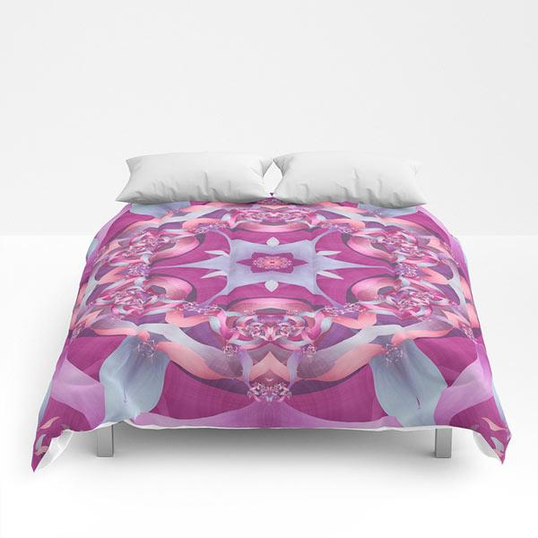 Melody Mandala Bed Comforter