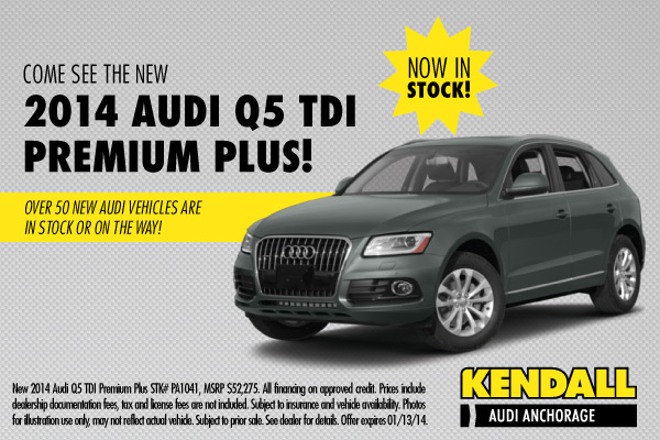 Anchorage Audi New Car Specials Alaska Vehicle Lease Sales Deals - Audi cars on lease