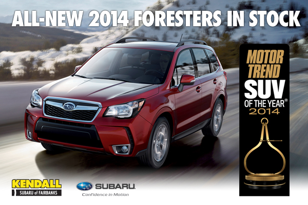 New Subaru Forester Specials Motor Trend S Suv Of The Year