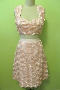 Frenchy Two Piece Dress