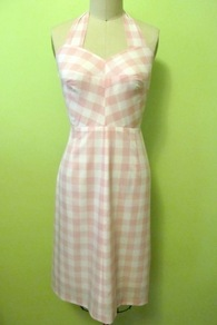 Rizzo Gingham Dress