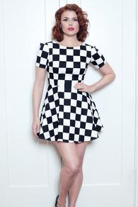 Mod Monroe Dress