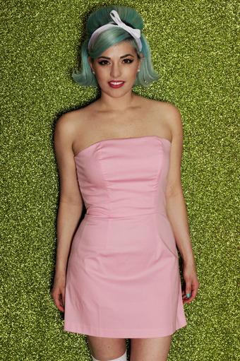 Go Go Pink Dress