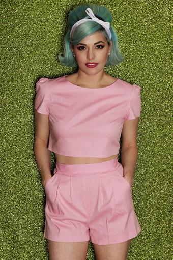 Pop Pink Shorts