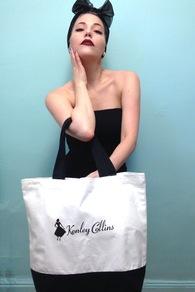 Kenley Collins Tote Bag