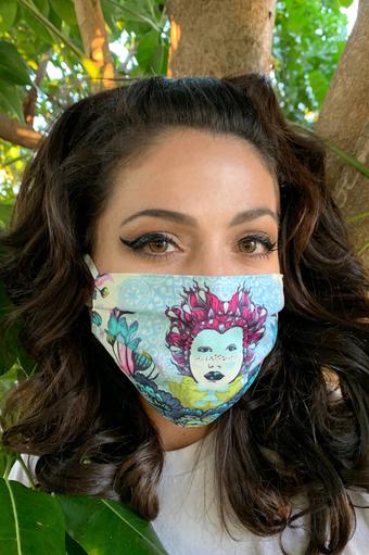 CDC Reversible Masks