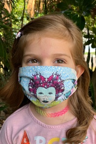 Kid Reversible Masks (2)