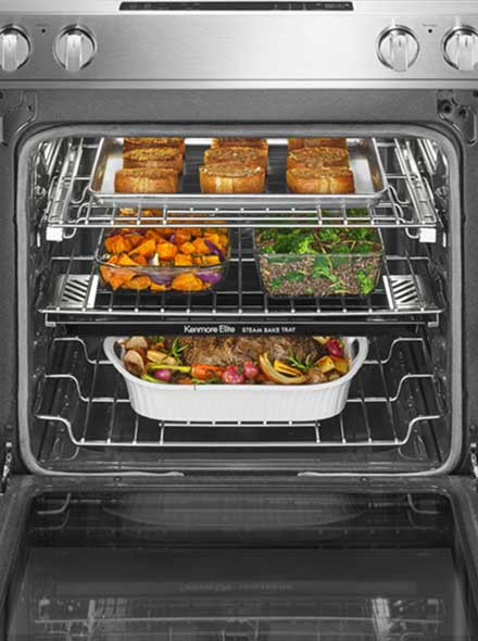 all kitchen appliances product ranges ovens and more kenmore