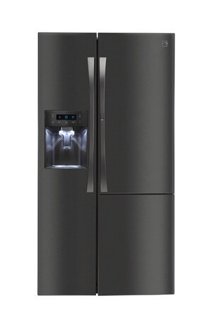 Kenmore Elite® Counter-Depth Grab-N-Go™ Side-by-Side Refrigerator Model