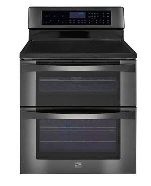 Kenmore Elite® 6.7 cu. ft. Electric Double Oven Range