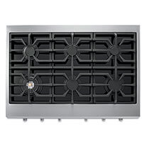 Kenmore PRO® Slide-In 36″ Gas Cooktop