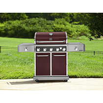 Kenmore Elite® 700 Series 5 Burner Dual Fuel Gas Grill