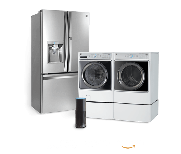 Kenmore® appliance on amazon