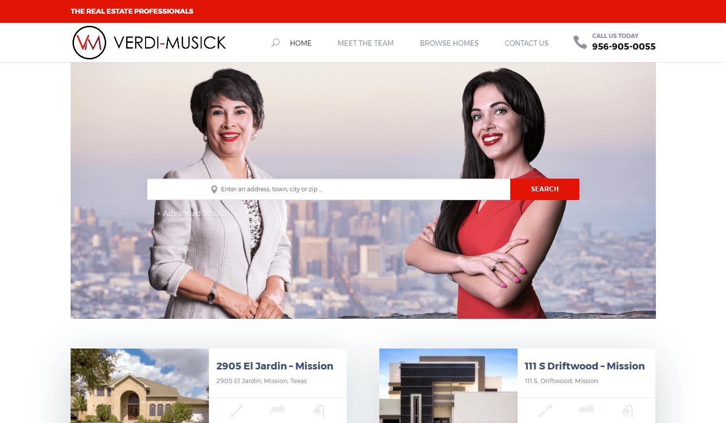 VerdiMusick Real Estate 1