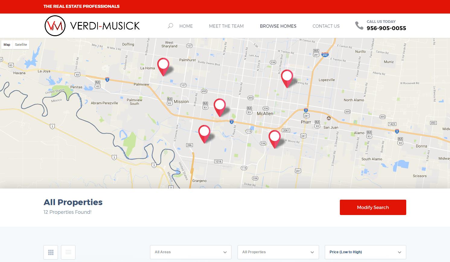 VerdiMusick Real Estate