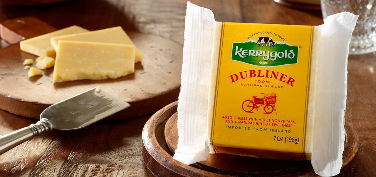Dubliner cheese hero