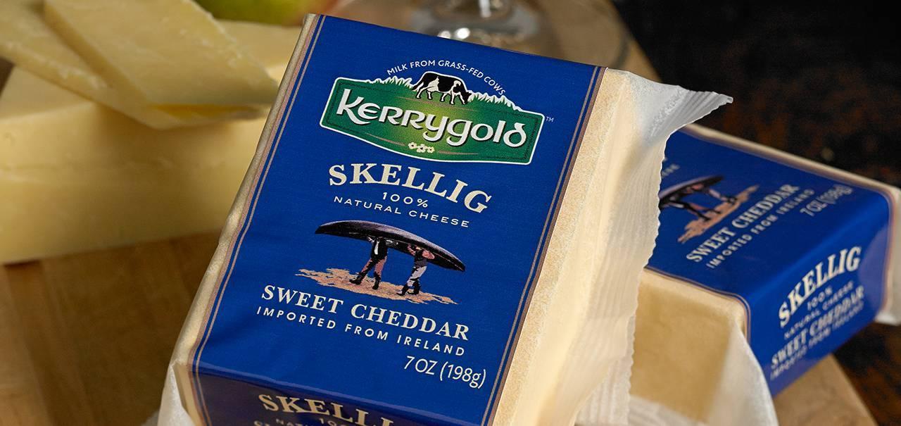 Skellig cheese hero