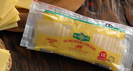 Dubliner cracker cut cheese thumbnail