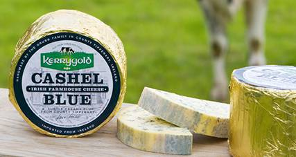 Cashel blue farmhouse cheese thumbnail